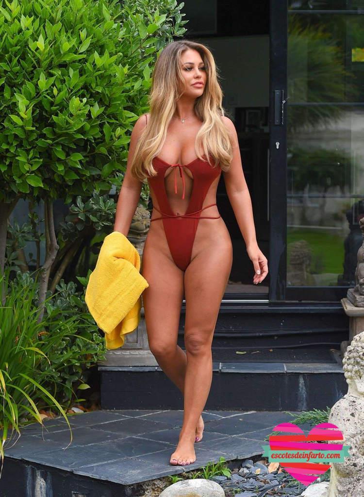 Sexy Bianca Gascoigne