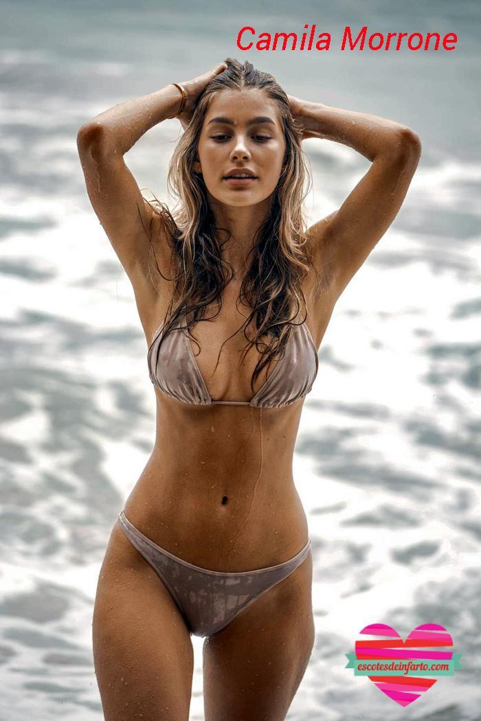 Camila Morrone Sexy en Bikini 1