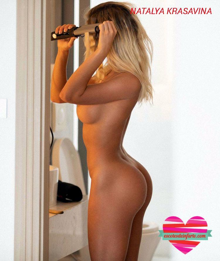 Natalya Kravasina desnuda