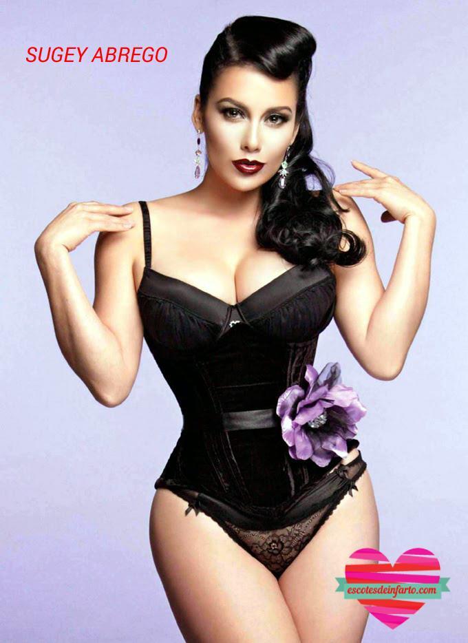 Sugey Abrego Desnuda Playboy 14