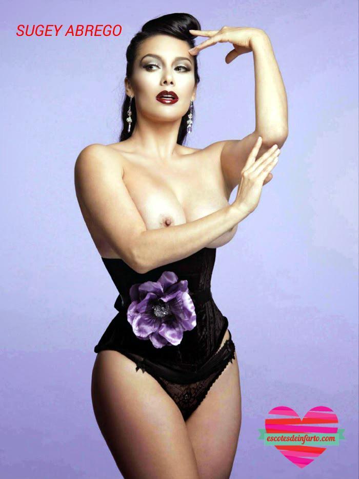 Sugey Abrego Desnuda Playboy 12