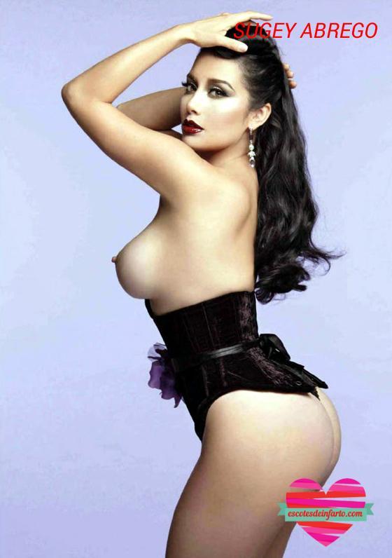 Sugey Abrego Desnuda Playboy 11