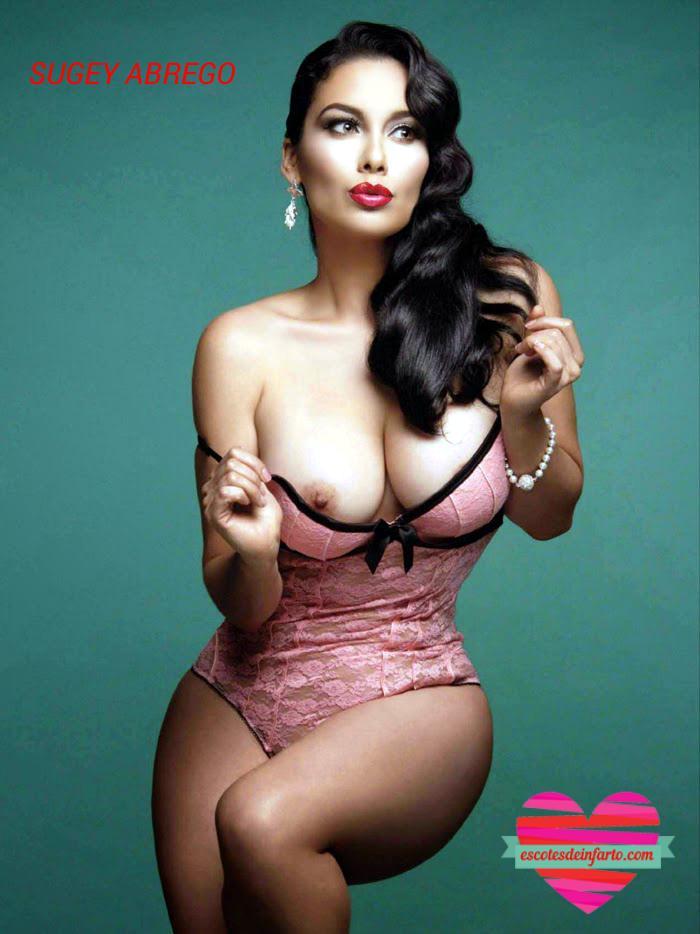 Sugey Abrego Desnuda Playboy 10