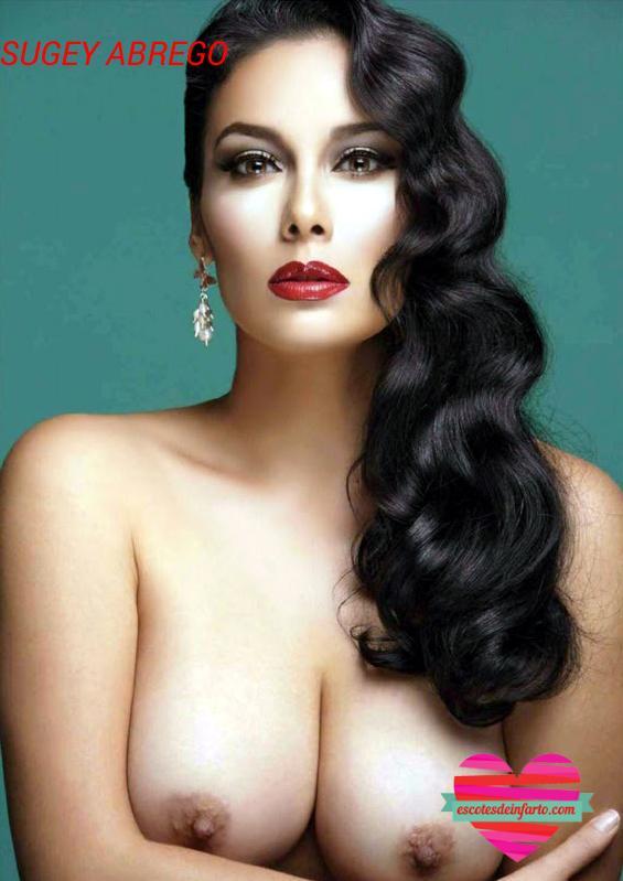 Sugey Abrego Desnuda Playboy 08