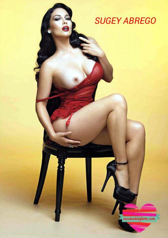 Sugey Abrego Desnuda Playboy 07