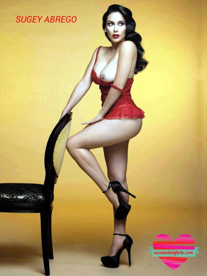 Sugey Abrego Desnuda Playboy 06