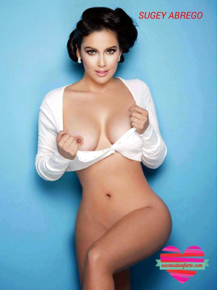 Sugey Abrego Desnuda Playboy 04
