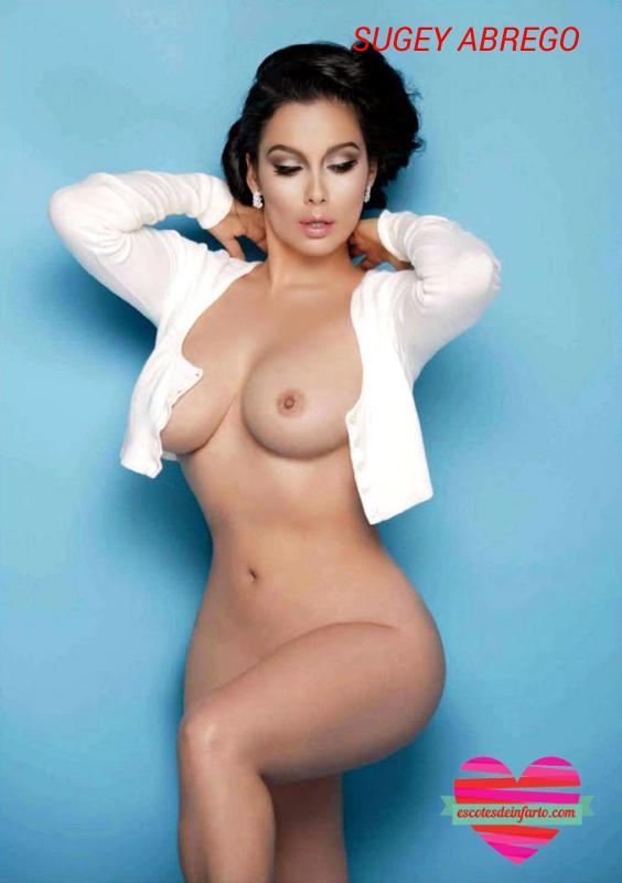 Sugey Abrego Desnuda Playboy 03