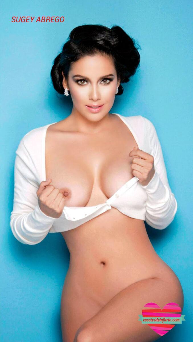 Sugey Abrego Desnuda Playboy 02