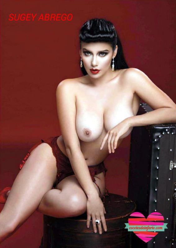 Sugey Abrego Desnuda Playboy 01
