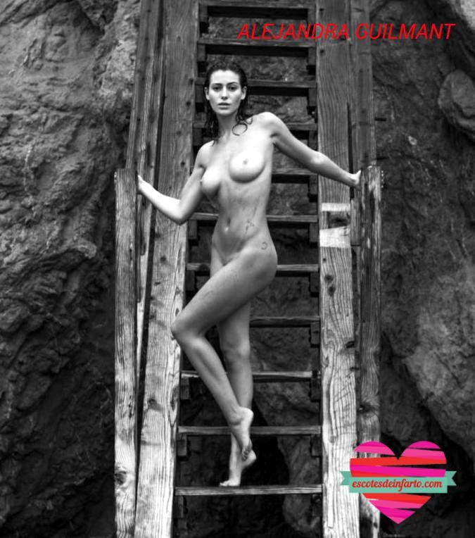 Alejandra Guilmant Desnuda 02