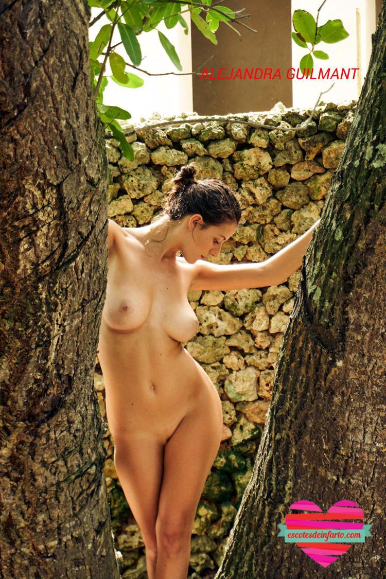 Alejandra Guilmant Desnuda 03