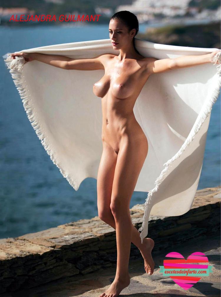 Alejandra Guilmant Desnuda 14