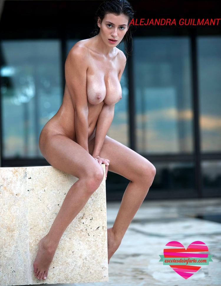 Alejandra Guilmant Desnuda 15