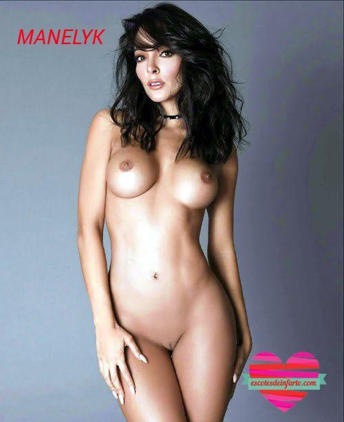 Manelyk desnuda