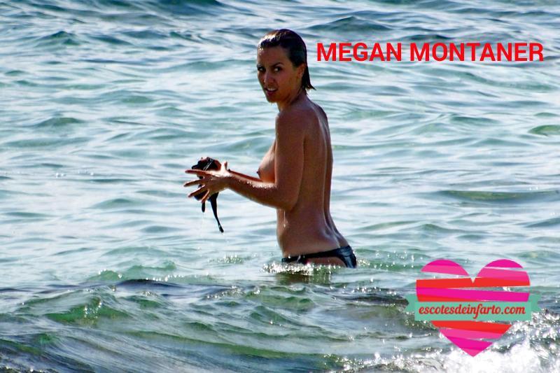 El Top Less de Megan Montaner 13